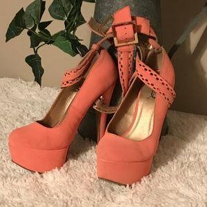 Quipid Stilettos - Size 5 1/2